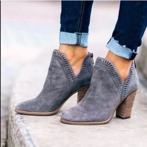 Vince Camuto Fileana booties - brand new